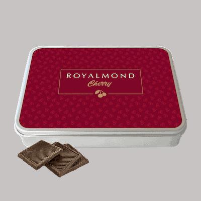 Royalmond Cherry Vişne Esanslı Madlen