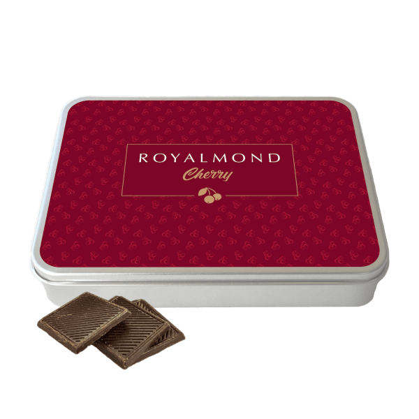 Royalmond Vişne esanslı Madlen Çikolata