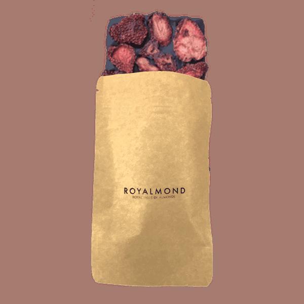 royalmond bitter cilek - cilekli cikolata
