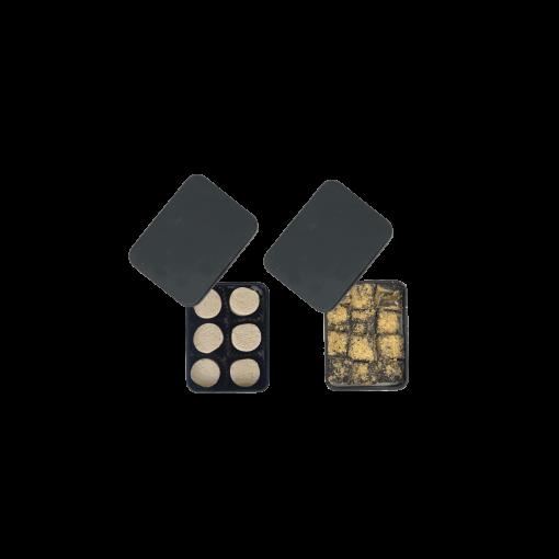Almond Rolls - Turkish Delight Plus Set - Black