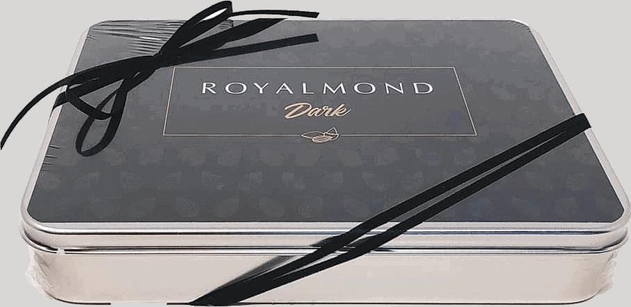 Hediyelik Çikolatalı Royalmond Dark